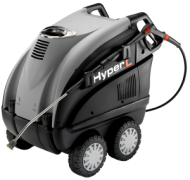 HOT WATER HIGH PRESSURE CLEANER HYPER LR 1515 LP hyper lr lp